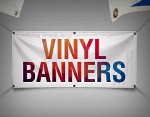 Die Cut Vinyl Banner Printing Fortworth