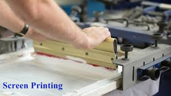 Screen Printing Specialist Fort Worth